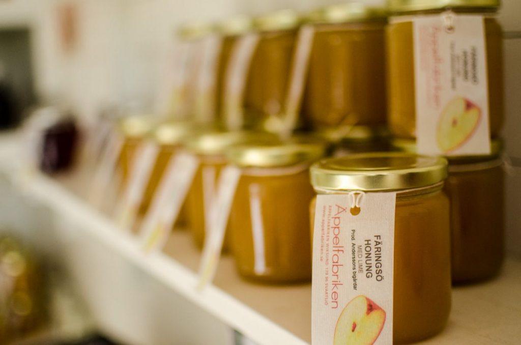 appelfabriken honung