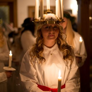 A Very Swedish Holiday: Lucia