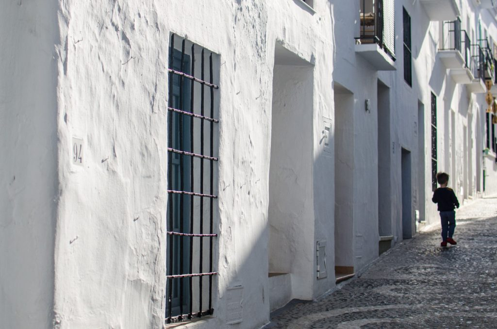 Streets of Frigiliana