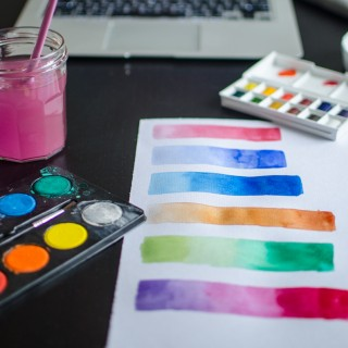 Watercolor techniques for beginners with Skillshare