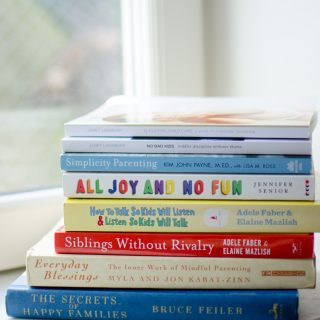 Great Parenting Books That Don't Make Me Feel Like a Shitty Mother