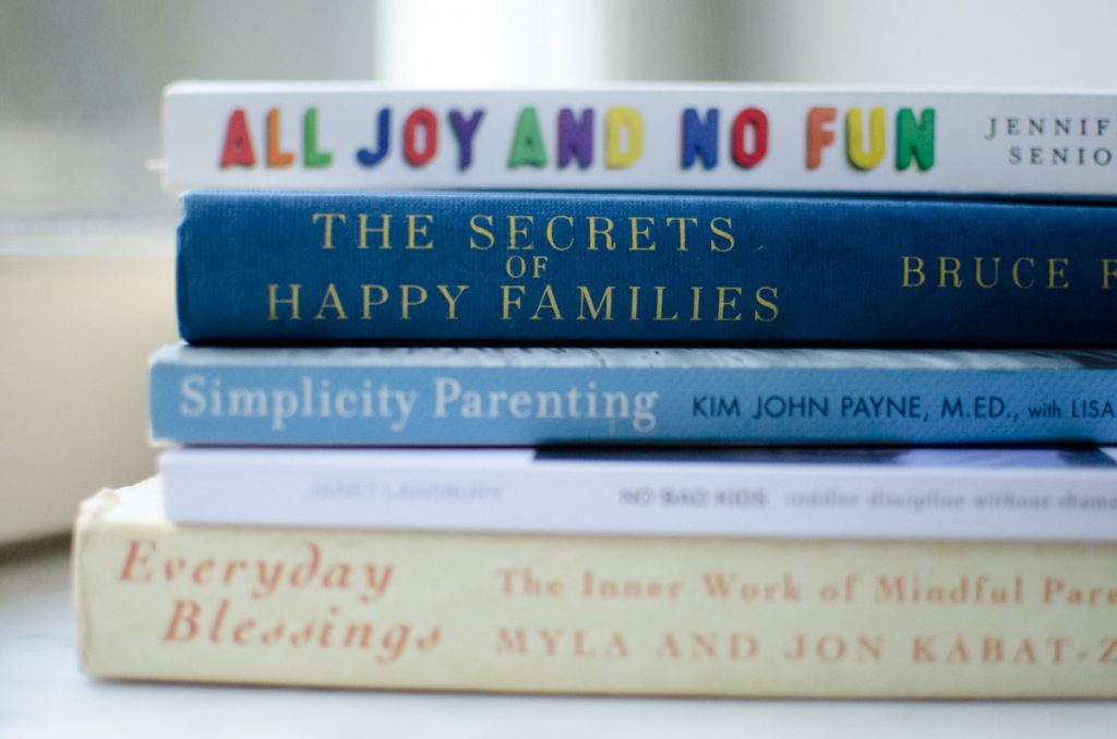 Best parenting books - The Secrets of Happy Families