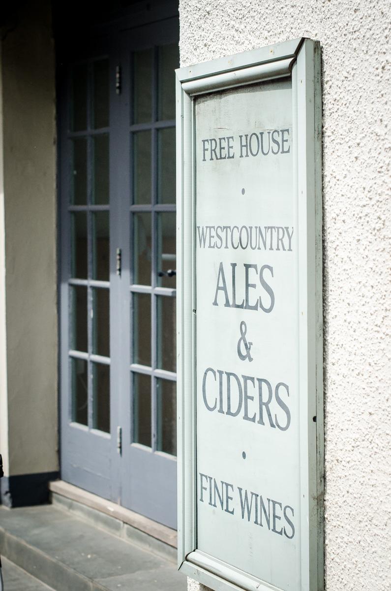A pub in Chulmleigh