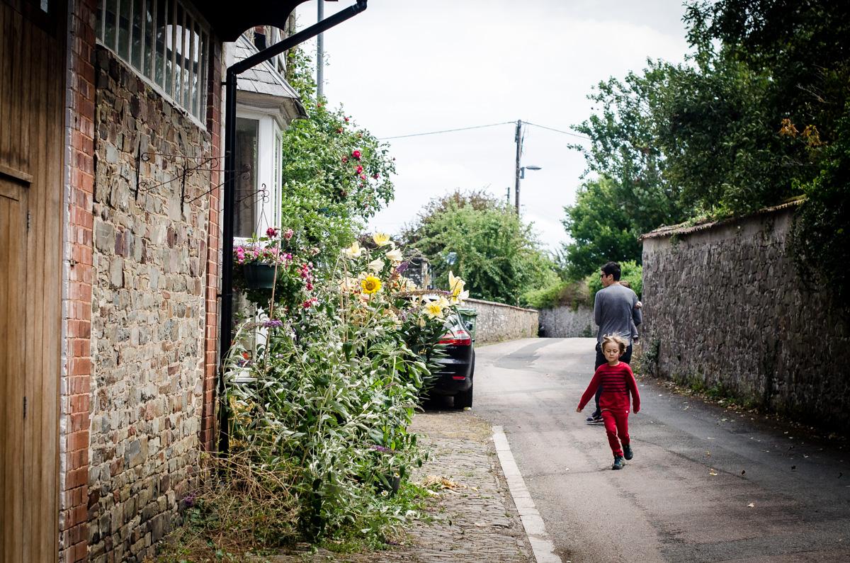 Street in Chulmleigh