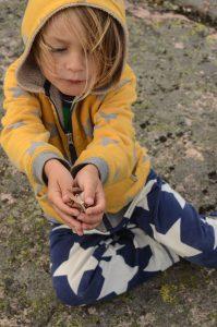 boy-holding-crab-claws