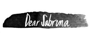 Dear Sabrina banner