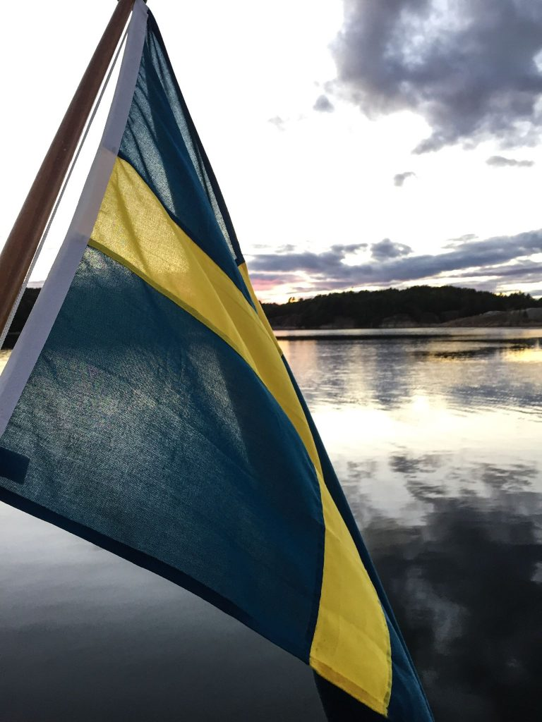 swedish-flat-sunset-water