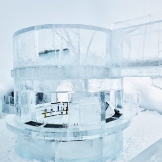 Would You Stay at the Ice Hotel?