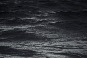 surface of dark water