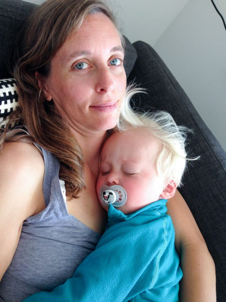 leif-resting-on-mama