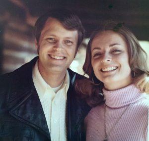 Bill and Jan Elliott