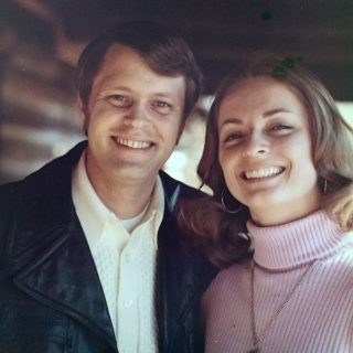 Bill and Jan Elliott