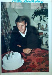 Bill Elliott at 19