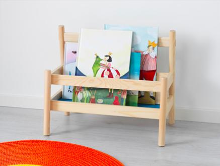 Ikea FLISAT book stand