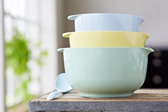 Classic Scandinavian Design, Margrethe bowls