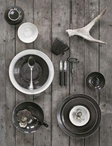 Classic Scandinavian Design, Swedish Grace tableware from Rorstrand