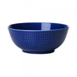 Classic Scandinavian Design, Swedish grace blue bowl