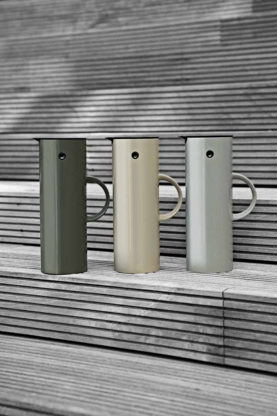 Classic Scandinavian Design, Stelton coffee jug