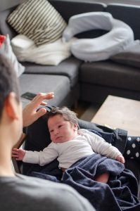The early days at home with newborn