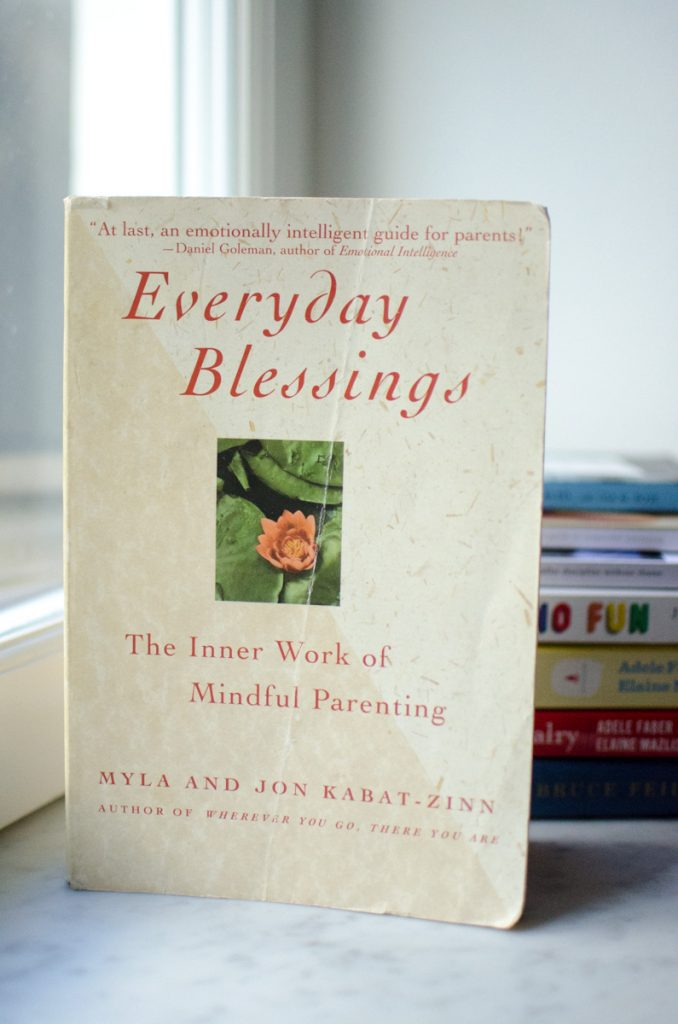 Best parenting books, Everyday Blessings