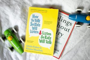 Best parenting books - How to Talk So Kids Will Listen and Siblings Without RIvalry