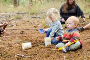 Basecamp at Free Forest School